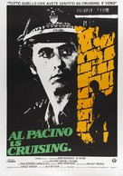 Cruising - Italian Movie Poster (xs thumbnail)