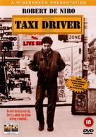 Taxi Driver - British DVD movie cover (xs thumbnail)