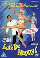 Let's Be Happy - British DVD cover (xs thumbnail)