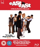 East Is East - British Blu-Ray cover (xs thumbnail)