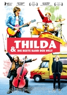 Los Bando - German Movie Poster (xs thumbnail)