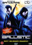 Ballistic - Danish DVD cover (xs thumbnail)