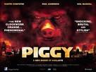 Piggy - British Movie Poster (xs thumbnail)