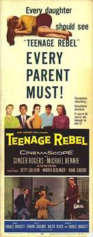 Teenage Rebel - Movie Poster (xs thumbnail)