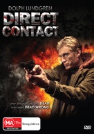 Direct Contact - Australian DVD movie cover (xs thumbnail)