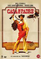 Casa de mi Padre - Danish DVD cover (xs thumbnail)