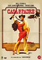 Casa de mi Padre - Danish DVD movie cover (xs thumbnail)