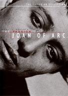 La passion de Jeanne d'Arc - Movie Cover (xs thumbnail)