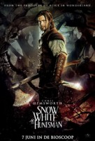 Snow White and the Huntsman - Dutch Movie Poster (xs thumbnail)