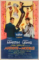 Artists and Models - Movie Poster (xs thumbnail)