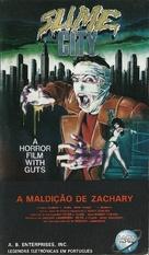 Slime City - Brazilian VHS cover (xs thumbnail)