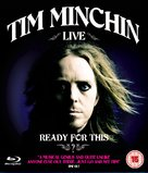 Tim Minchin: Ready for This? Live - British Blu-Ray cover (xs thumbnail)