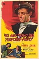 Stranger on the Third Floor - Spanish Movie Poster (xs thumbnail)