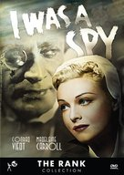 I Was a Spy - DVD cover (xs thumbnail)