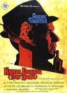 Tony Rome - Spanish Movie Poster (xs thumbnail)