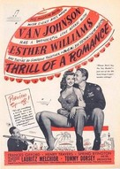 Thrill of a Romance - poster (xs thumbnail)