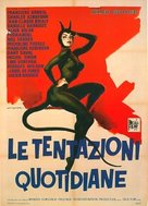 Le diable et les dix commandements - Italian Movie Poster (xs thumbnail)