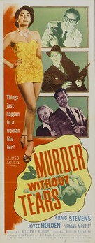 Murder Without Tears - Movie Poster (xs thumbnail)