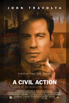 A Civil Action - Movie Poster (xs thumbnail)