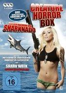 Shark Week - German Movie Cover (xs thumbnail)