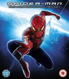 Spider-Man 2 - British Blu-Ray cover (xs thumbnail)