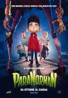 ParaNorman - Italian Movie Poster (xs thumbnail)