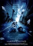 The Happening - Danish Movie Poster (xs thumbnail)