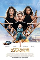 Charlie's Angels - Dutch Movie Poster (xs thumbnail)