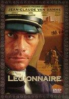 Legionnaire - DVD cover (xs thumbnail)