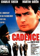 Cadence - French Movie Poster (xs thumbnail)