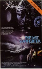 The Last Starfighter - Swedish Movie Poster (xs thumbnail)
