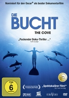 The Cove - German Movie Cover (xs thumbnail)