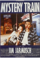 Mystery Train - German Movie Poster (xs thumbnail)
