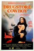 Drugstore Cowboy - Brazilian Movie Poster (xs thumbnail)