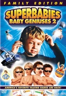 SuperBabies: Baby Geniuses 2 - Movie Cover (xs thumbnail)