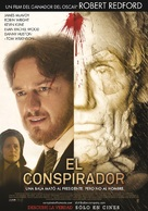The Conspirator - Argentinian Movie Poster (xs thumbnail)