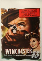 Winchester '73 - Dutch Movie Poster (xs thumbnail)