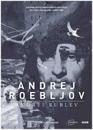 Andrey Rublyov - Dutch Movie Poster (xs thumbnail)