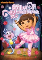 """Dora the Explorer"" - DVD movie cover (xs thumbnail)"