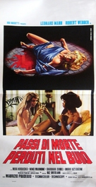 Passi di morte perduti nel buio - Italian Movie Poster (xs thumbnail)