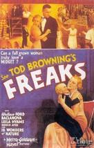 Freaks - Movie Poster (xs thumbnail)