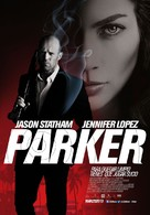Parker - Mexican Movie Poster (xs thumbnail)