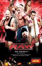 """WWF Raw Is War"" - Philippine Movie Poster (xs thumbnail)"