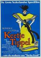 Keetje Tippel - Dutch Movie Poster (xs thumbnail)