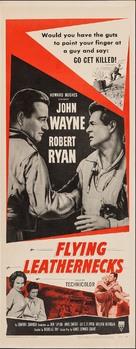 Flying Leathernecks - Movie Poster (xs thumbnail)