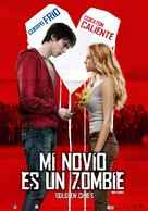 Warm Bodies - Argentinian Movie Poster (xs thumbnail)