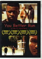 You Better Run - DVD movie cover (xs thumbnail)