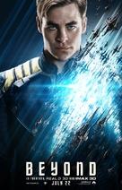 Star Trek Beyond - Character movie poster (xs thumbnail)