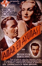 Love Before Breakfast - Spanish Theatrical poster (xs thumbnail)