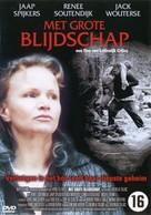 Met grote blijdschap - Dutch DVD cover (xs thumbnail)